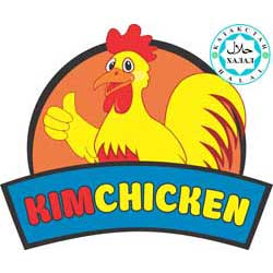 KIM CHICKEN logo
